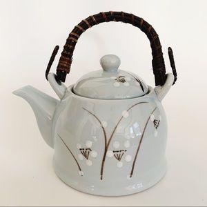 Vintage Japanese Single Serve Tea Pot